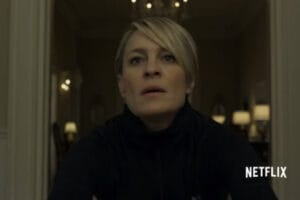 Claire Underwood Robin Wright