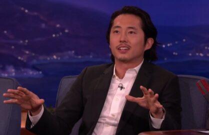 """Steven Yeun on """"Conan"""""""