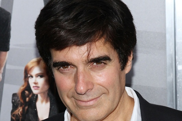 "NEW YORK, NY - MAY 21: David Copperfield attends the ""Now You See Me"" New York Premiere at AMC Lincoln Square Theater on May 21, 2013 in New York City. (Photo by Rob Kim/Getty Images)"