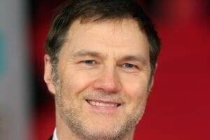 LONDON, ENGLAND - FEBRUARY 16: David Morrissey attends the EE British Academy Film Awards 2014 at The Royal Opera House on February 16, 2014 in London, England. (Photo by Chris Jackson/Getty Images)