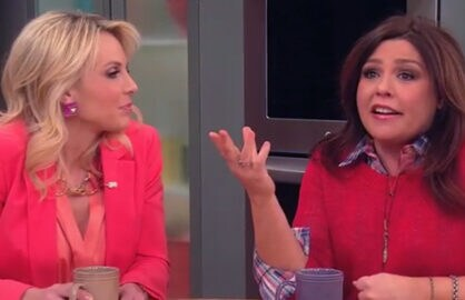 "Elisabeth Hasselbeck on ""Rachael Ray"""