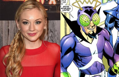 Emily Kinney as Brie Larvan on The Flash