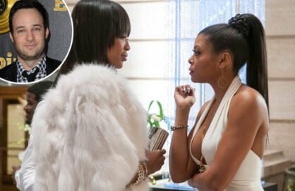 fox empire naomi campbell taraji p henson
