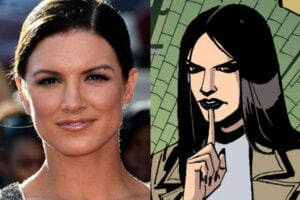 "Gina Carano to play Marvel character Angel Dust in ""Deadpool"" (Getty/Marvel)"