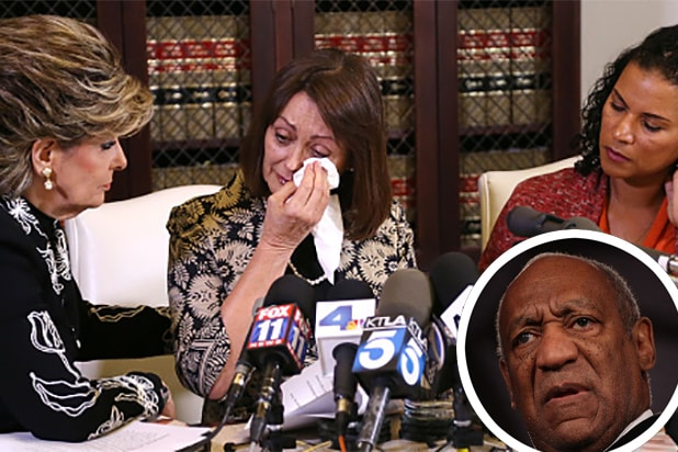 Gloria Allred, Bill Cosby, new accusers
