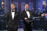 jimmy fallon justin timberlake snl host april