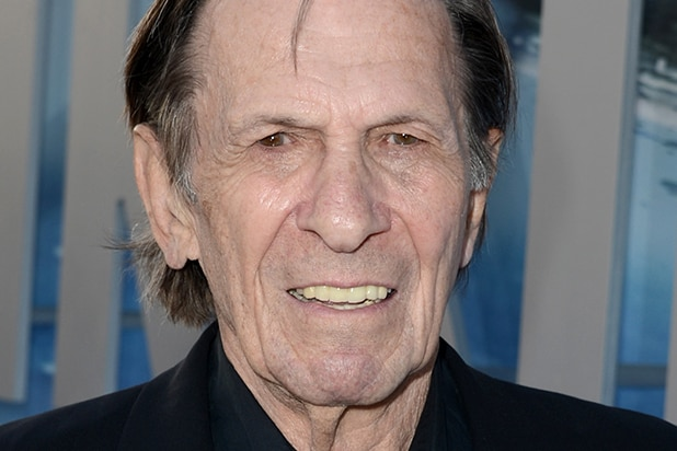 Leonard Nimoy Star Treks Spock Dead At 83