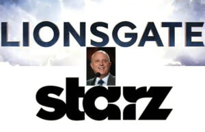 Lionsgate Starz Chris Albrecht