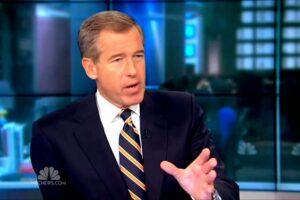 """Brian Williams on """"NBC Nightly News"""""""