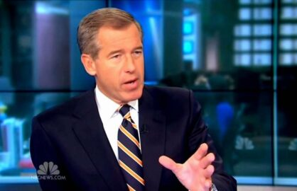 "Brian Williams on ""NBC Nightly News"""