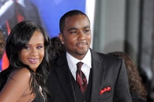 nick gordon nd bobbi kristina brown