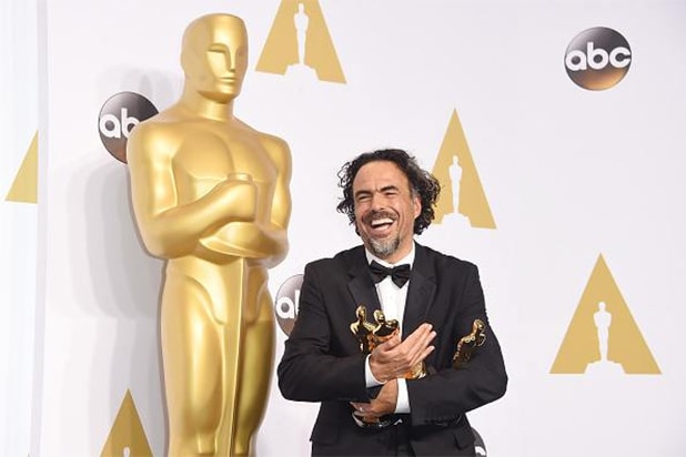 'Birdman' Oscar Winner Alejandro Inarritu on Sean Penn's Controversial Green Card Joke: 'I Found It Hilarious'