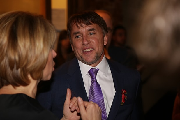 Richard Linklater at TheWrap's Oscar party