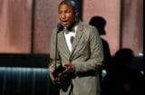 Pharrell at the Grammys
