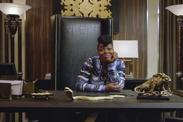 Porsha on Empire Remix