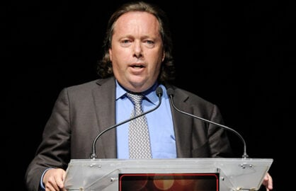IMAX CEO Richard L. Gelfond