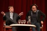 Richard Linklater and Alejandro G. Inarritu