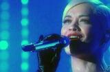 Rita Ora performs Grateful