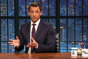 seth meyers late night nbc