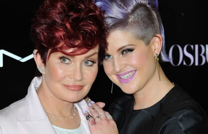 Sharon & Kelly Osbourne For MAC - Launch Photocall