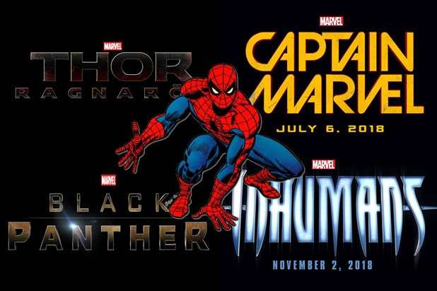 Marvel Movie Posters: Marvel Shifts 'Thor 3,' 'Black Panther' Release Dates To
