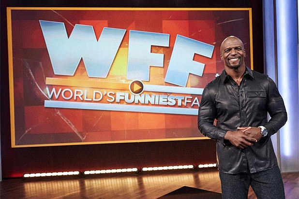 Terry Crews on World's Funniest Fails