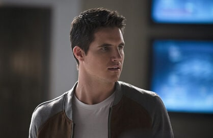 Robbie Amell as Firestorm on The Flash