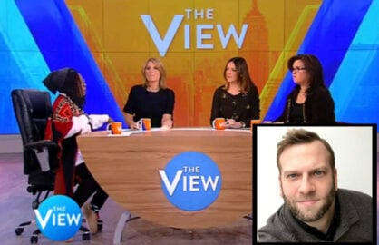 The View hosts, Brian Balthazar