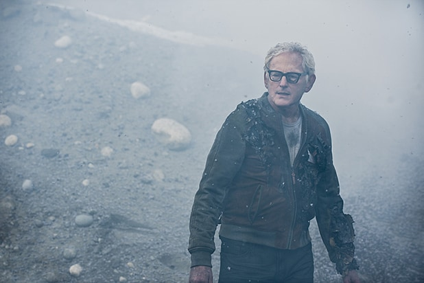 Victor Garber on The Flash