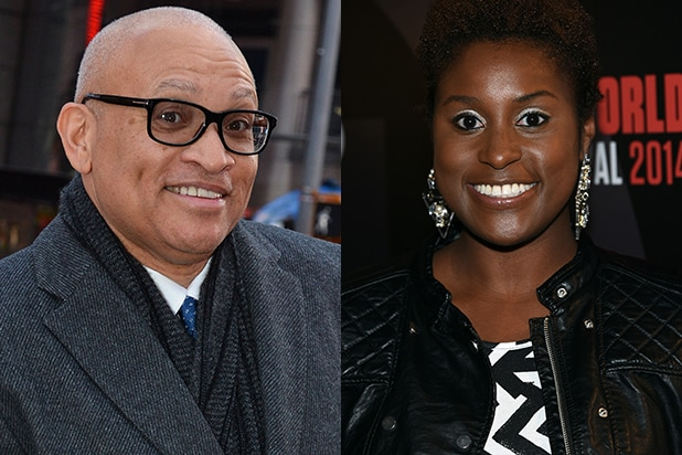 "Viacom Inc. & Comedy Central's ""The Nightly Show With Larry Wilmore"" Ring The Nasdaq Stock Market Closing Bell"