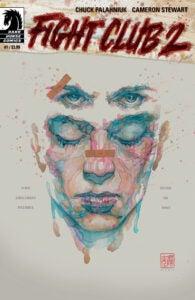 Fight Club 2, Issue 1 (Dark Horse Comics)