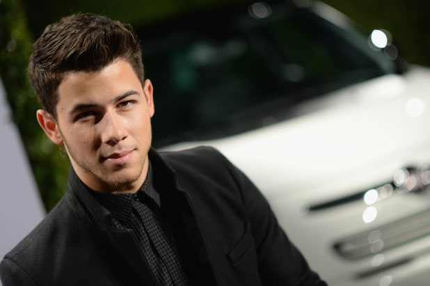2013 - Nick Jonas at Vanity Fair and FIAT 'Young Hollywood' (Michael Buckner/Getty Images for Vanity Fair)