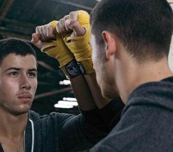 2015 - Nick Jonas in 'Kingdom' (DirecTV)