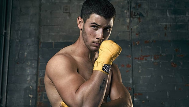 2015 - Nick Jonas in 'Kingdom' (DirecTV)