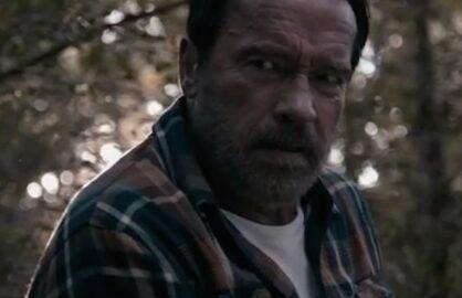 Arnold Schwarzenegger Maggie trailer