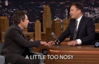 Ben Stiller Jimmy Fallon