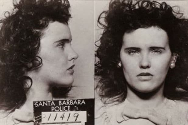 Black Dahlia Mugshot hollywood murders