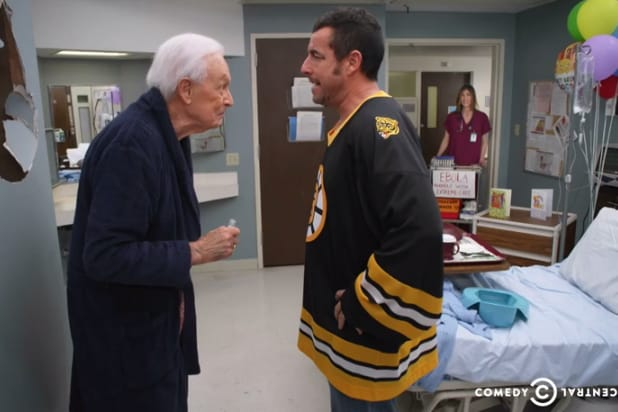'Happy Gilmore' Foes Adam Sandler, Bob Barker Kill Each ...