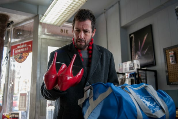 'The Cobbler' Review: Adam Sandler Fable Takes Too Many Missteps