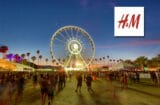 The first  party news related to the festival comes from H&M, an official sponsor, pivoting towards a consumer-facing onsite activation and co-branded official clothing line with the festival. (Getty Images/Composite by Mikey Glazer)