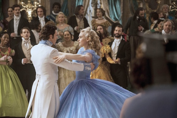Cinderella opening box office