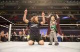 Connor Michalek and Daniel Bryan/WWE