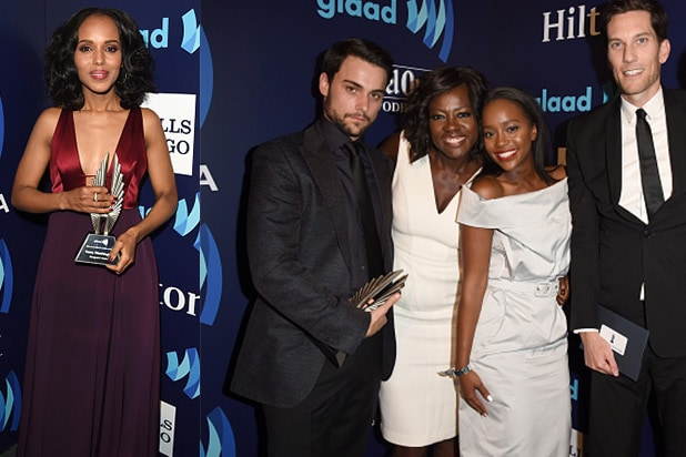 GLAAD Media Award 2015 Winners
