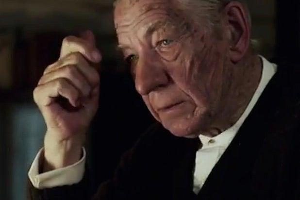 Ian McKellan Mr. Holmes Trailer