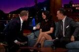 James Corden Mila Kunis Tom Hanks
