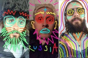 Jared Leto Snapchat