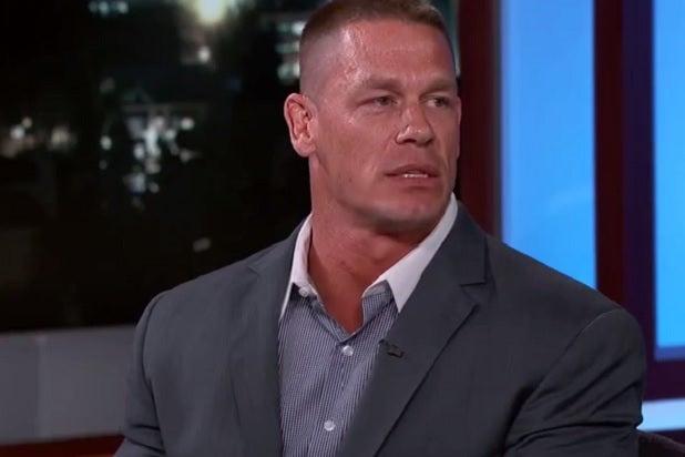 Hvor stor er John Cena Dick fede kvinder store dicks