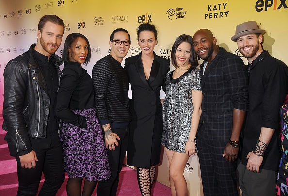 World Premiere Of Epix S Katy Perry The Prismatic World Tour