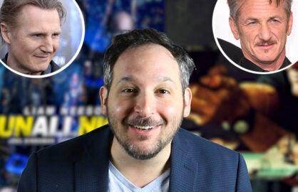Liam Neeson, Jeff Sneider, Sean Penn