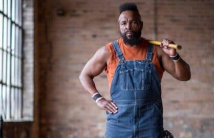 Mr. T I pitty the tool
